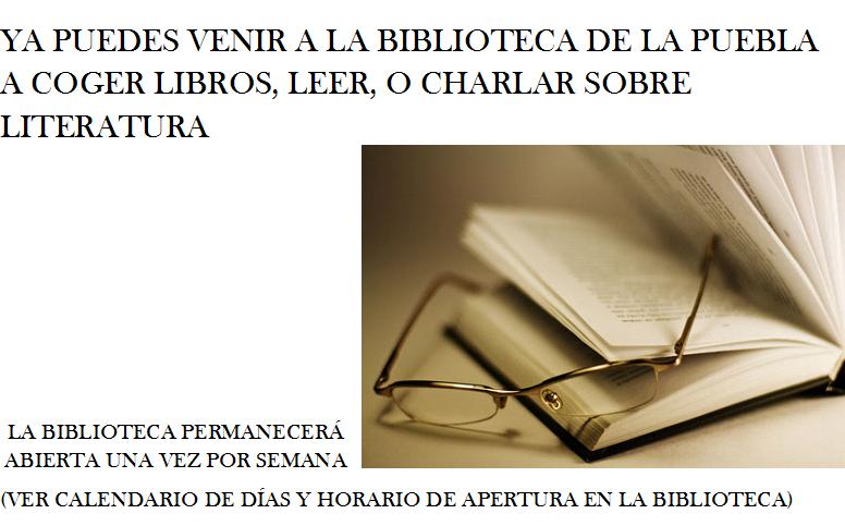 Lee para vivir