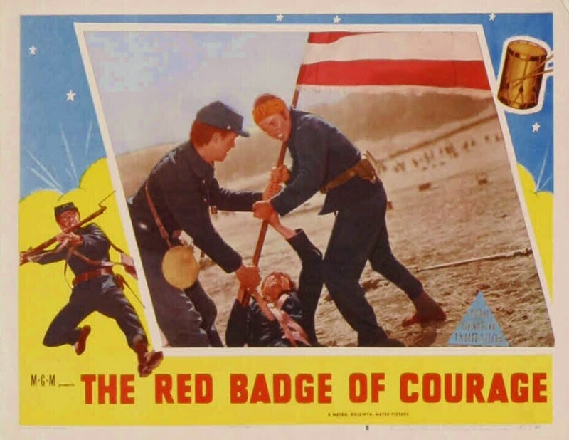 red badge of currage essay View this student essay about the red badge of courage summary: in the civil war novel the red badge of courage by steven crane, the character of henry grows from adolescence to adulthood as a soldier.