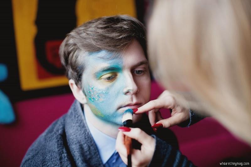 Образы для Хэллоуина, макияж
