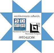 Miembro de la Asociación Española de Patchwork