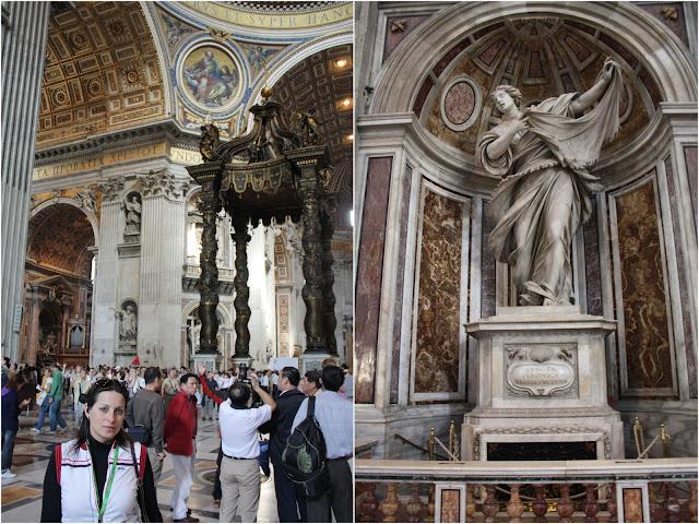соборы и храмы рима