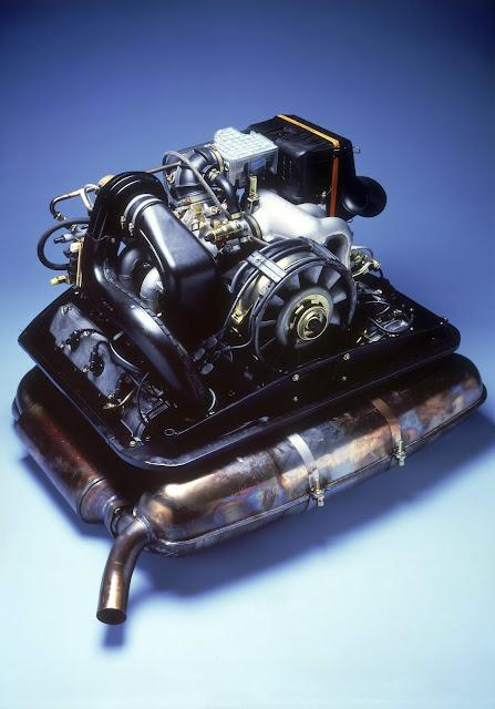 3.2-litre flat-six engine; Porsche 911 Carrera 3.2 (G-series); 1984