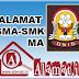 Alamat & Nomor Telpon SMAN 21 SURABAYA Kota Surabaya JAWA TIMUR