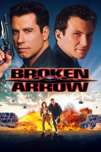Broken Arrow (1996) ταινιες online seires xrysoi greek subs