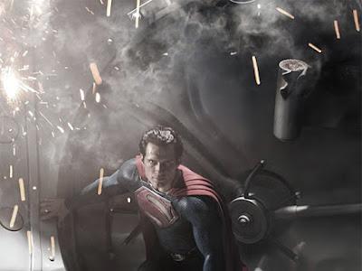 El Hombre de Acero (Superman) se convertirá oficialmente a 3D