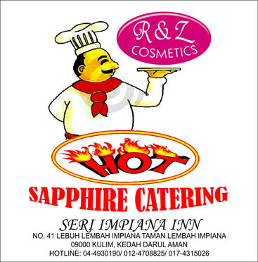 HOT SAPPHIRE CATERING