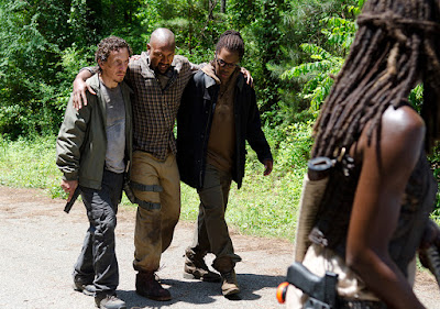 "The Walking Dead 6x03: ""Grazie"" (titolo originale ""Thank you"")"