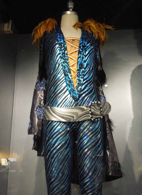 Mamma Mia Julie Walters dance finale costume