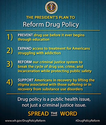 Reform Drug Policy