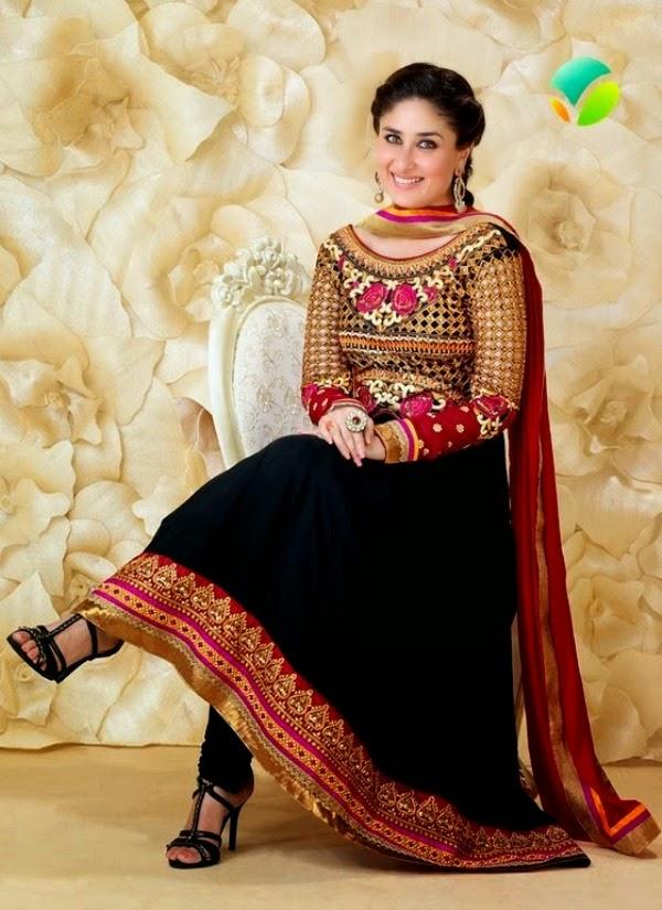 Kareena Kapoor Eid Dresses 2014   Kareena Kapoor Latest Photo-shoot ...