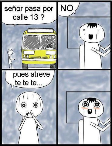 Calle 13 - Humor