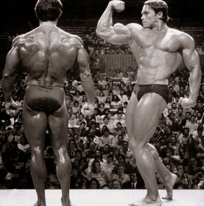 rockhard physique: 1980 Mr. Olympia: Fair or fixed?