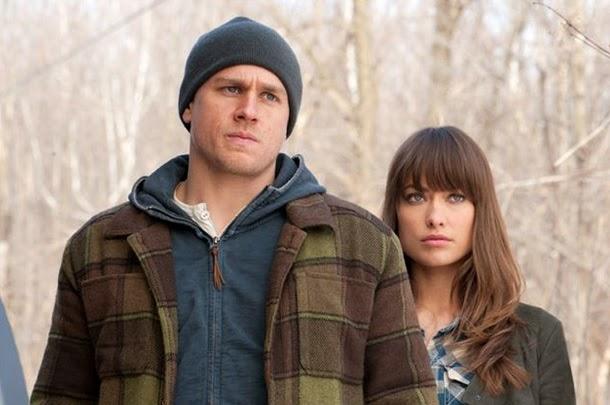 """Charlie Hunnam y Olivia Wilde en """"La Huida"""""""