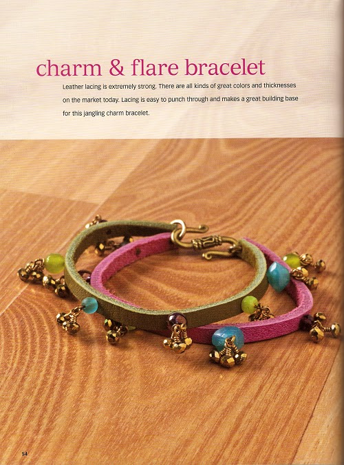 book review - fiber and cord jewelry
