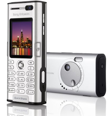 download all firmware sony, fitur and spesification sony ericsson k600i