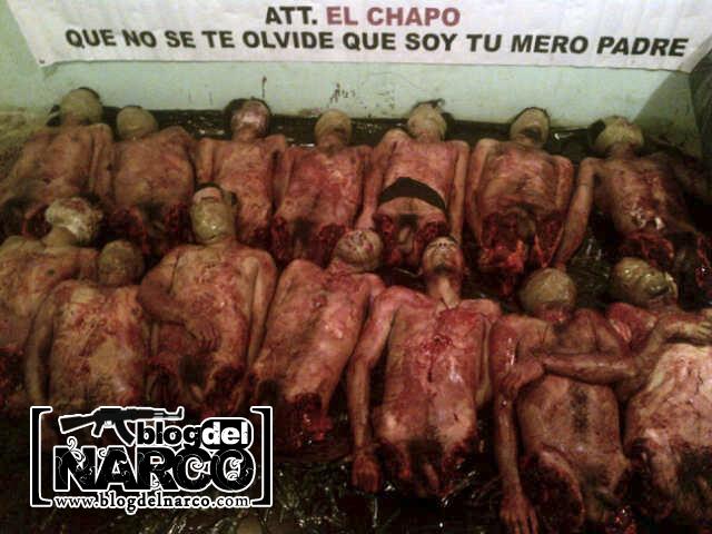 Zeta Cartel Killings