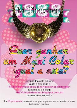 Promoção Maxi Colar