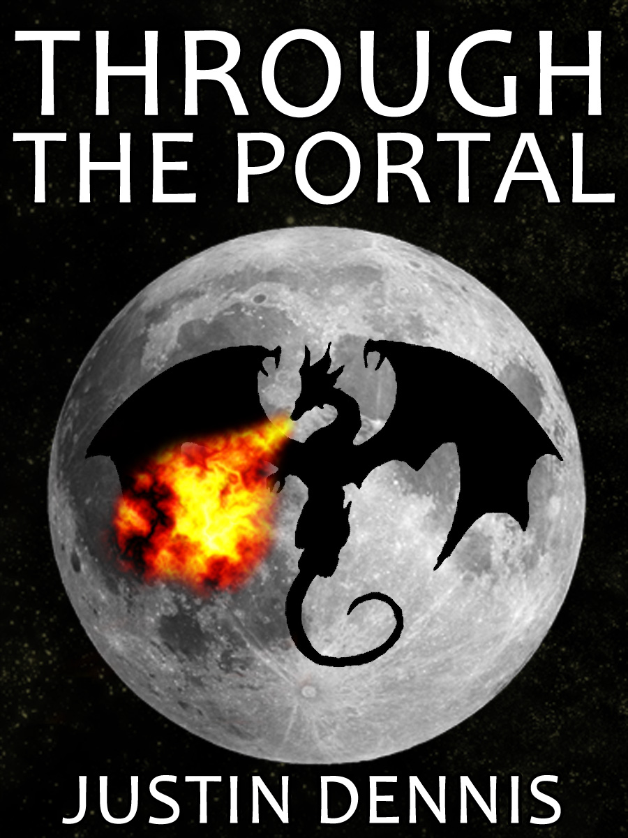 Book Giveaway Author Interview Through The Portal By Justin Dennis