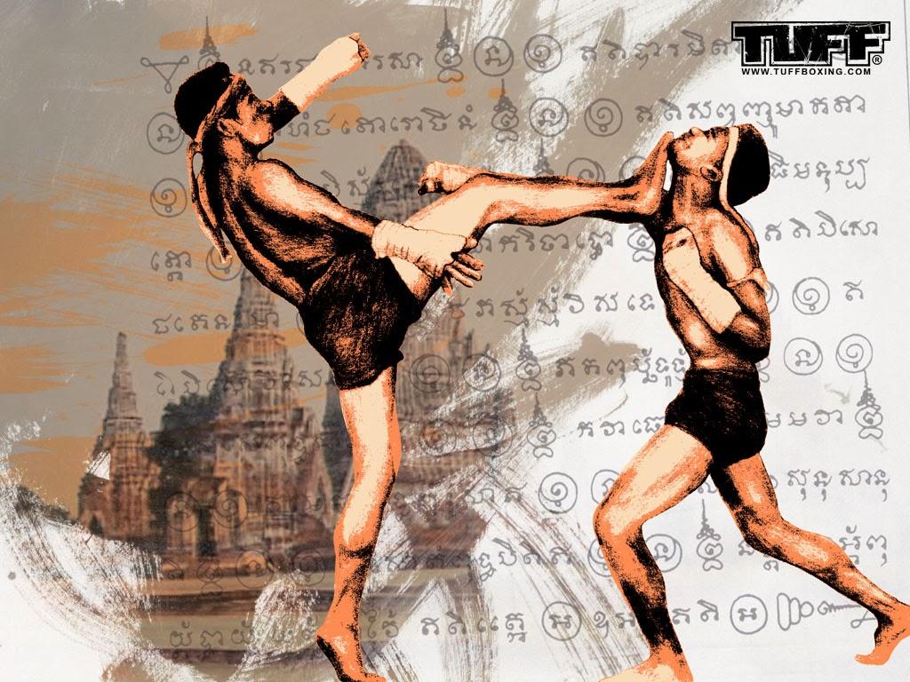 Muay Thai - a arte das 8 armas