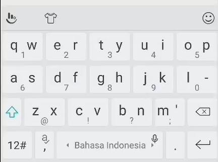 Cara Mengembalikan Tampilan Keyboard Hp Android Oppo Bali Developer