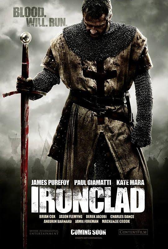 Ironclad 2011 [DVDRip] Subtitulos Español Latino [Descargar] Accion