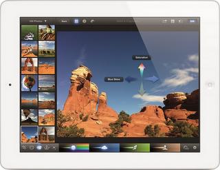 gambar the new ipad
