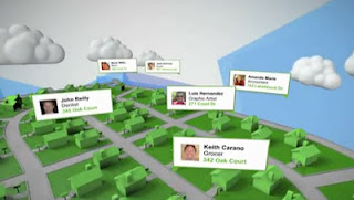 Bersosialisasi Dengan Jejaring Sosial Antar Tetangga Amerika