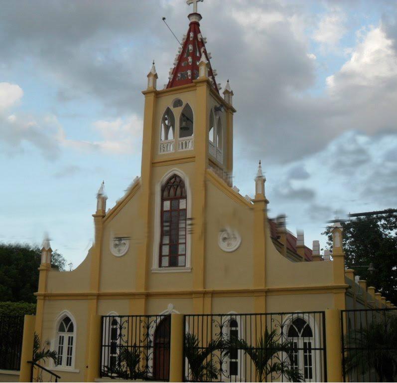 Parroquia San Lorenzo Mártir, Cutupu, La Vega, Rep. Dom.