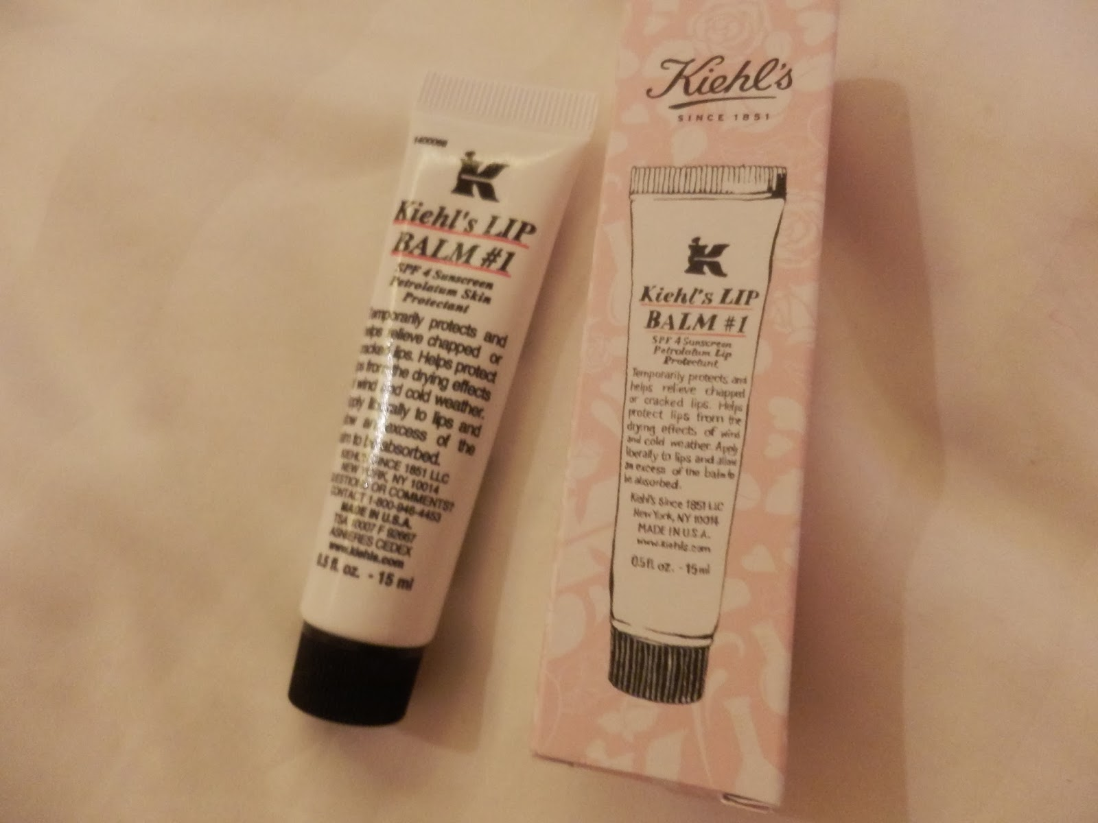 a study on kiehls product These anti-pollution skincare products will save your complexion  a study  carried out by vichy shows that pollution causes increased sebum production,   kiehl's cilantro & orange extract pollutant defending masque.