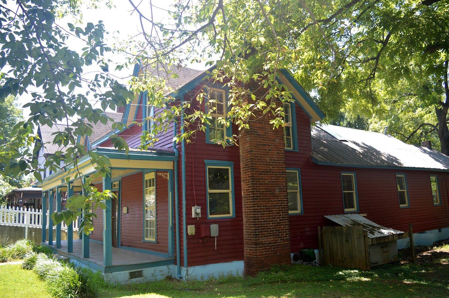305 E. Bank Street, Salisbury NC 28144 ~ circa 1883 ~ $100,000