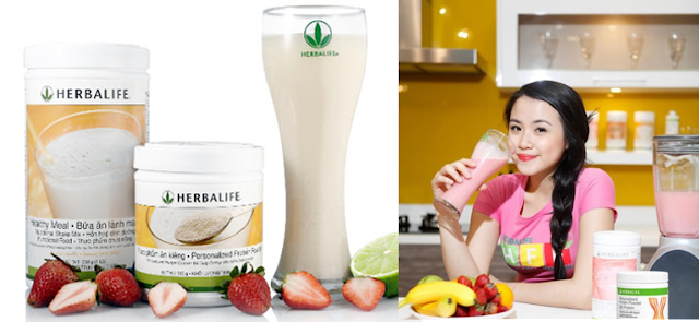 Mua sản phẩm sữa giảm cân Herbalife ở đâu giá rẻ nhất ?