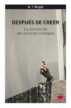 62 Después de Creer N. T. Wright