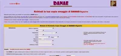 Danae Magazine