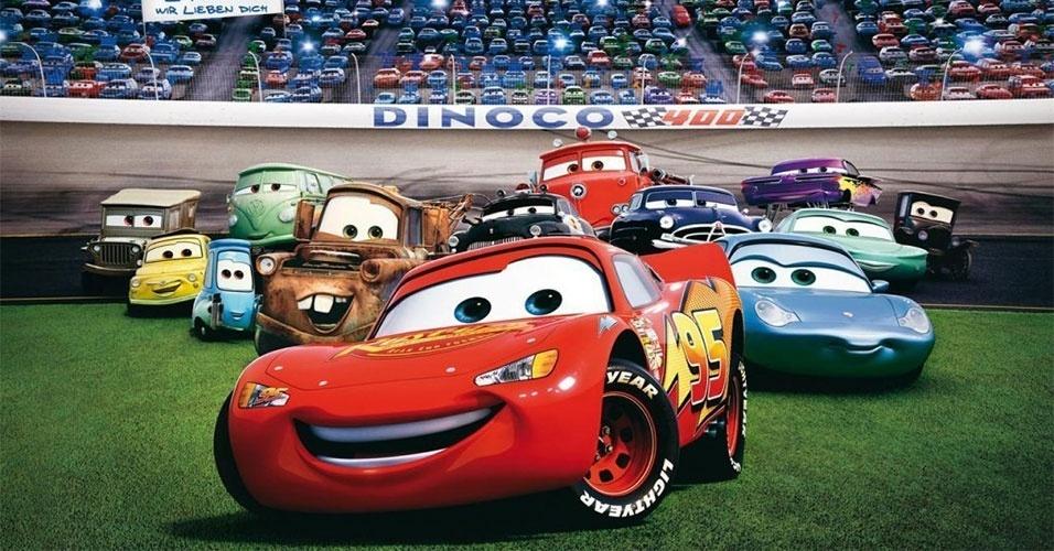 carros carros de desenho animado