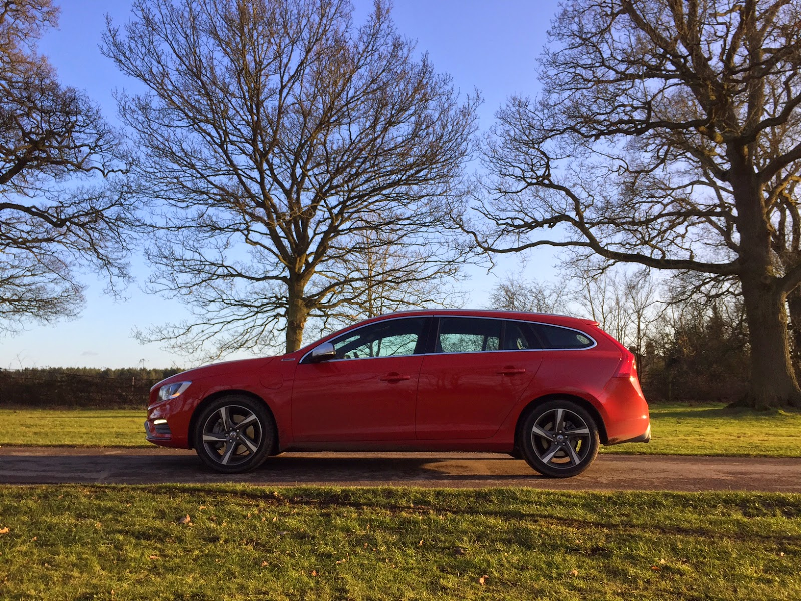 Volvo V60 D6 Hybrid