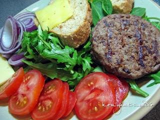 beef-burger-salad