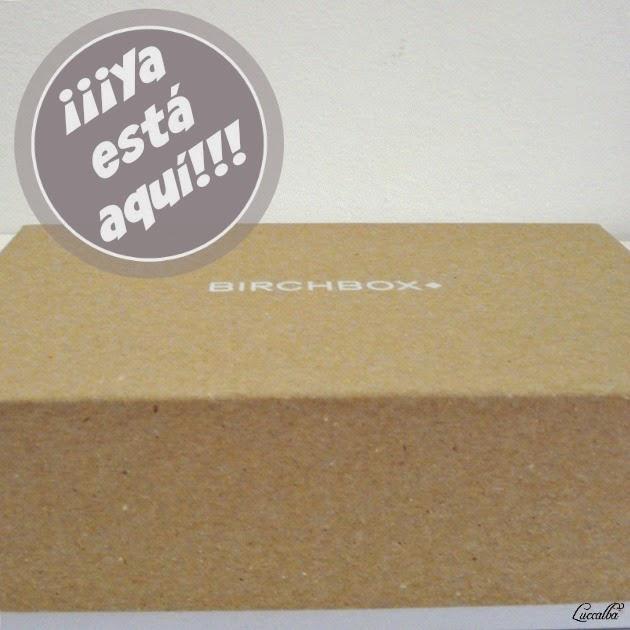 Birchbox Mayo 2015