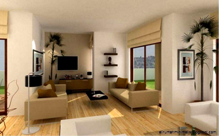 Cara Menata Ruang Keluarga Dan Ruang Tamu Rumah Mungil Minimalis