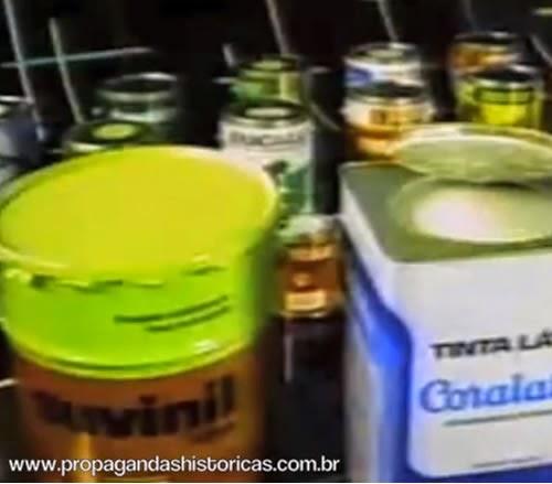 Propaganda goiana da Unitintas. Veiculado em 1991 e produzido pela TTA propaganda.