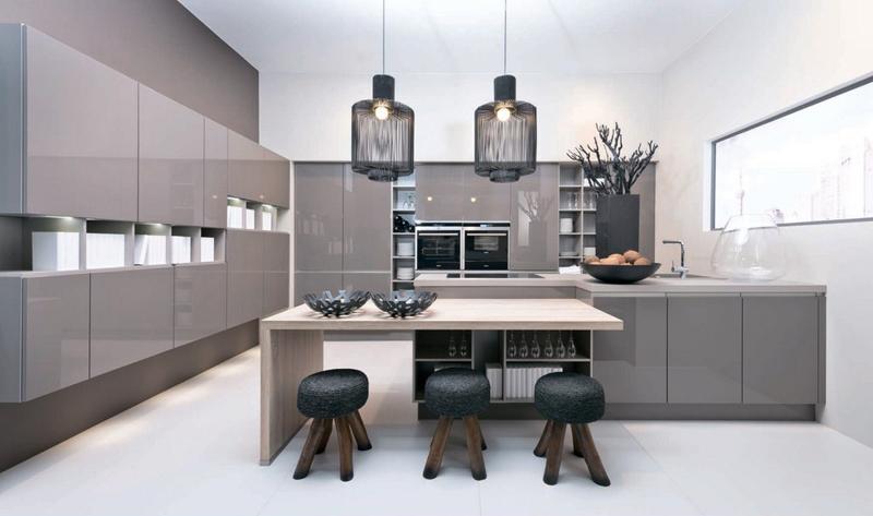 13 cuisines loft le blog de loftboutik. Black Bedroom Furniture Sets. Home Design Ideas