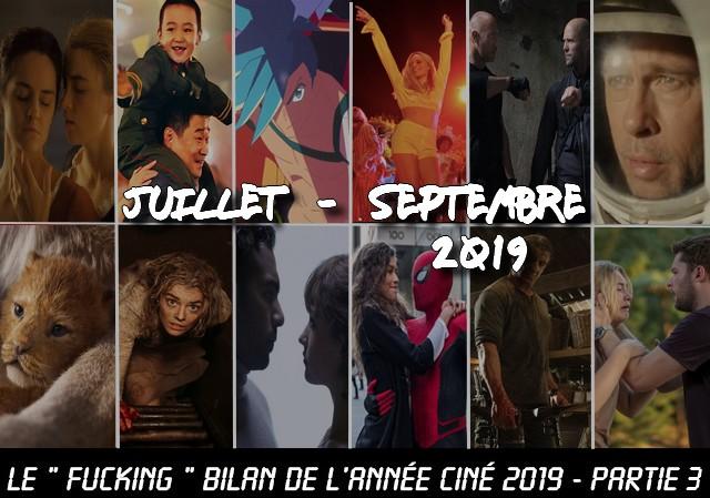 Bilan Ciné 2019 - Partie 3