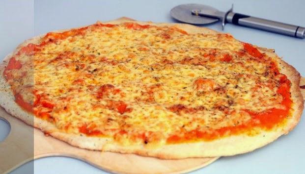 Salsa de Tomate Casero, Pizza