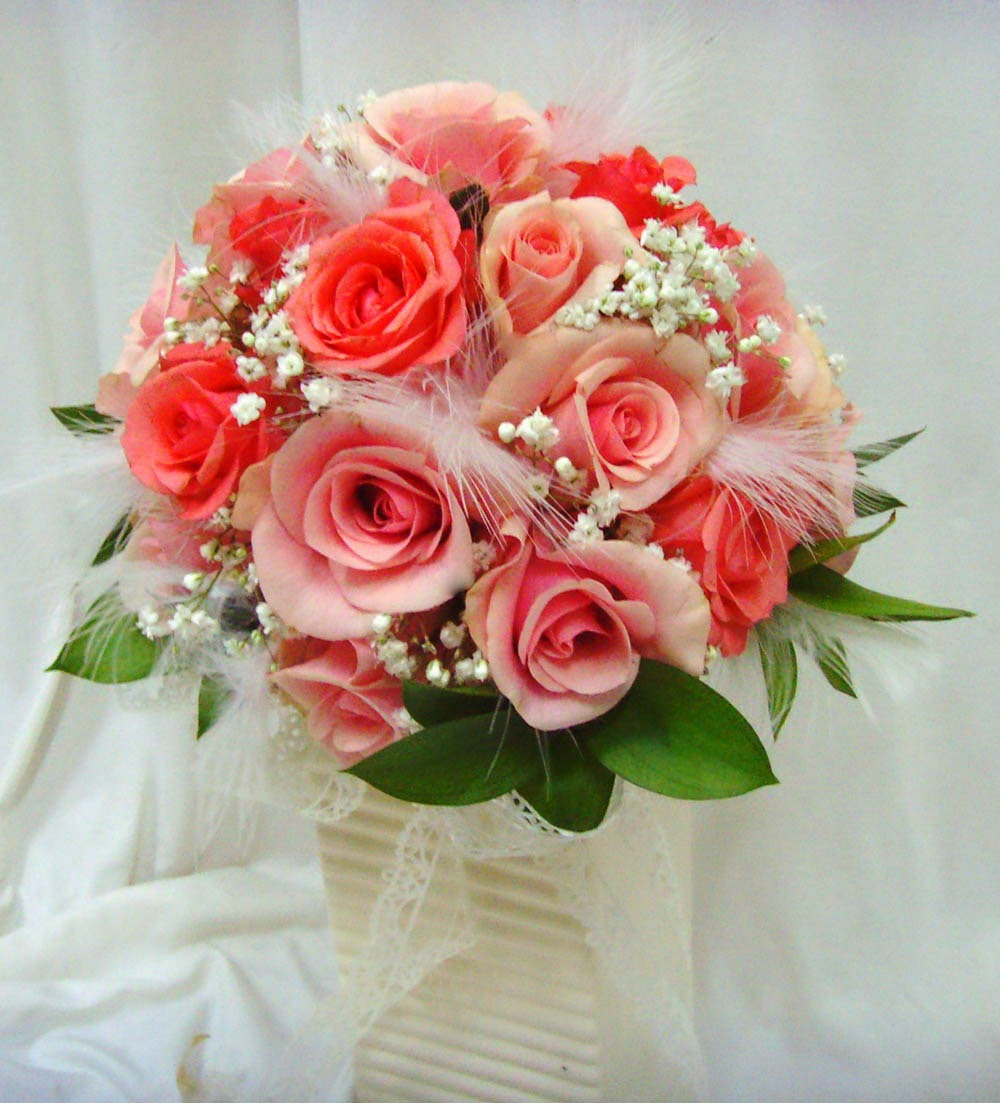 Festival Celebrations Different Types Of Flower Bouquets Collections