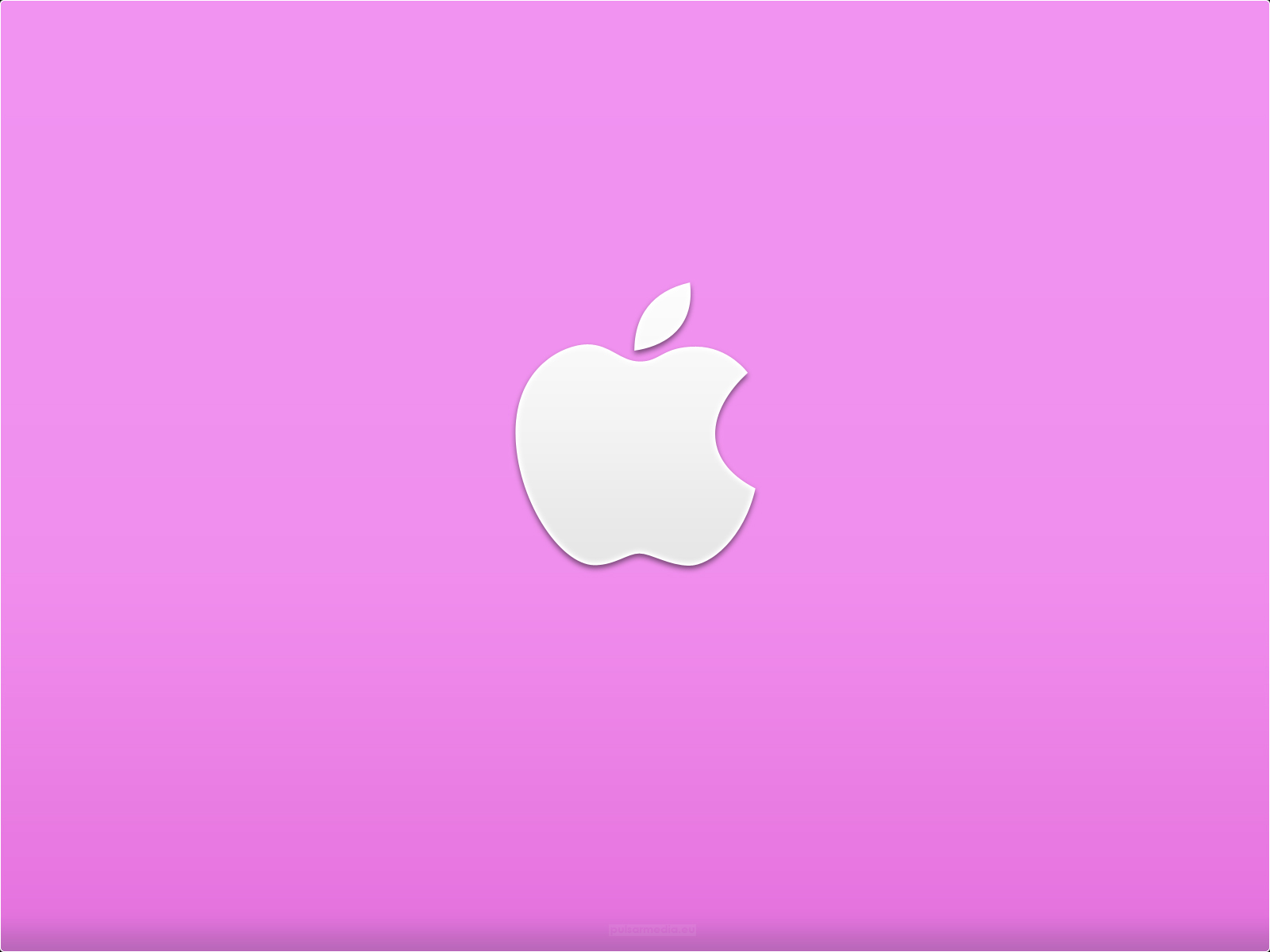 black and white wallpapers pink apple logo wallpaper
