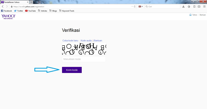 cara membuat email di yahoo dengan mudah terbaru 2015