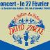 David Zincke au Sentier Des Halles ( 27-févier 2014)