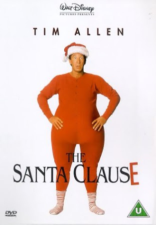 Poster Of The Santa Clause 1994 In Hindi Bluray 720P Free Download