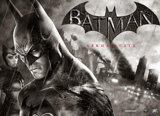 Batman Arkham Origins Update 3 + Crack Tek Link İndir
