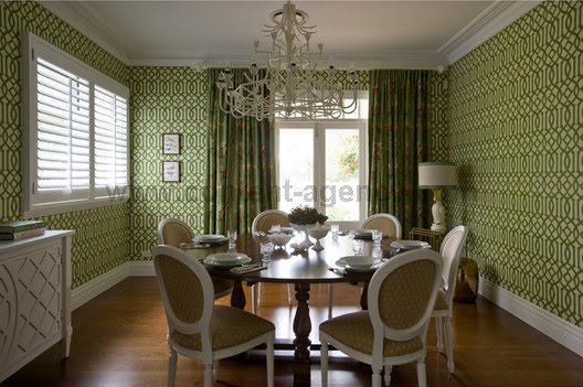 Usual One Storey House Blurs Anna Says You Can Make More Of A Statement In A Formal Dining Room As