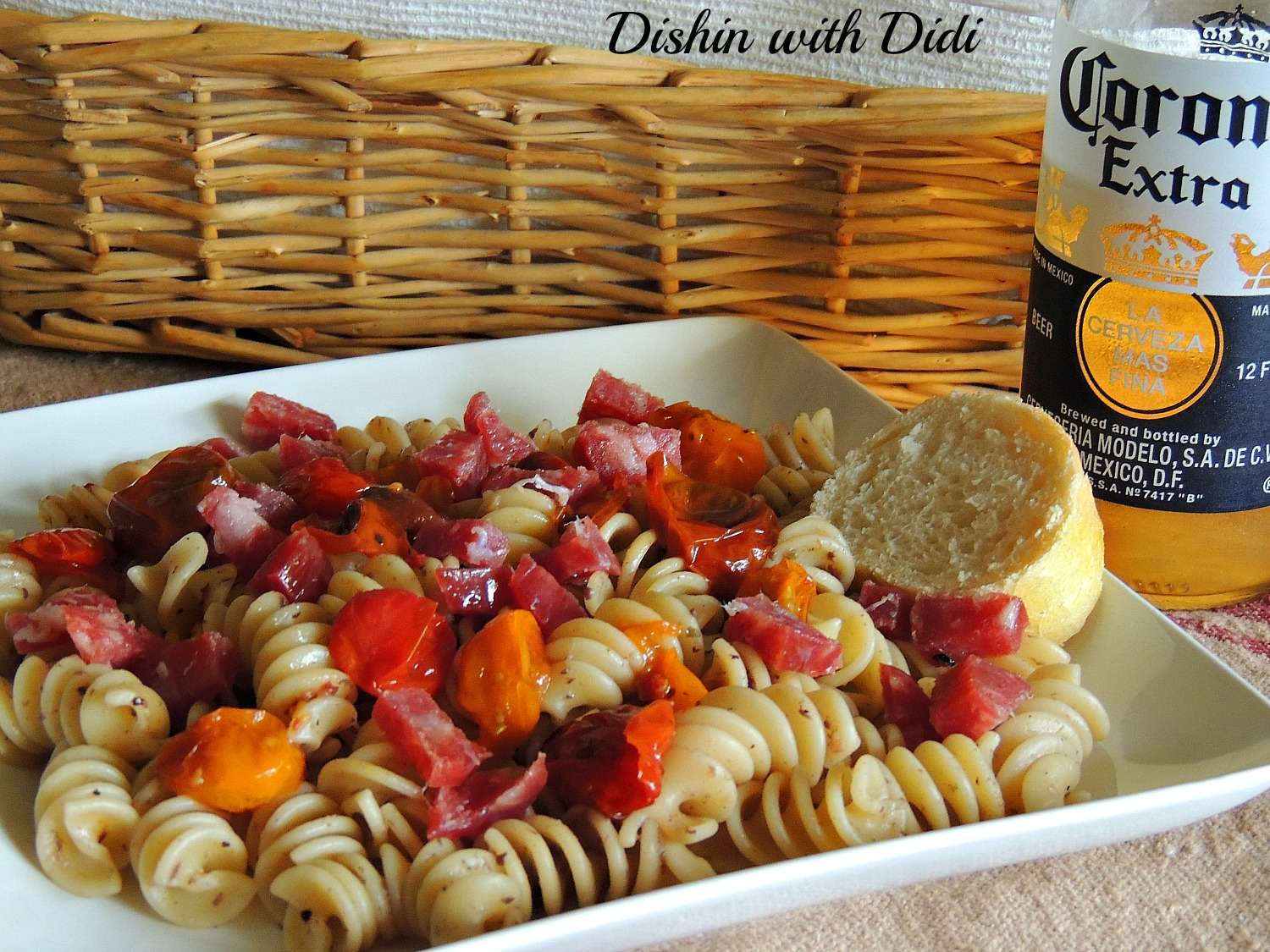 Roasted Garlic, Olive And Tomato Pasta Salad Recipes — Dishmaps